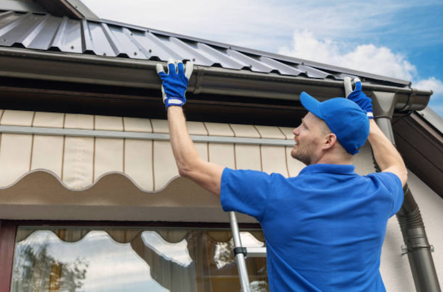 gutter repairman in mckinney texas